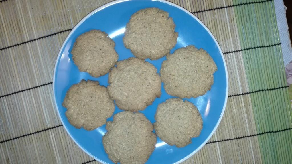 Mandulaliszt keksz