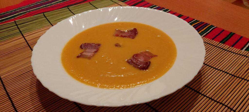 édesburgonyakrém leves