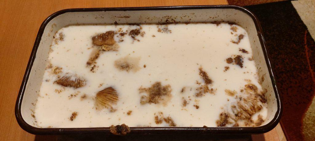 konfitált kacsacomb zsírja