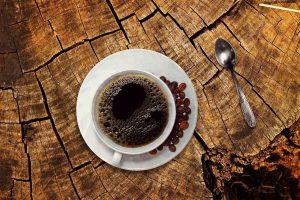 mivel a kávé segít a fogyásban