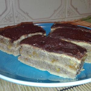 paleo zserbó recept